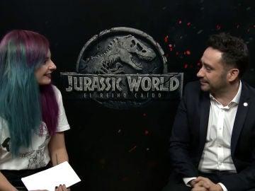 Entrevista de Kawai Nana a J.A. Bayona