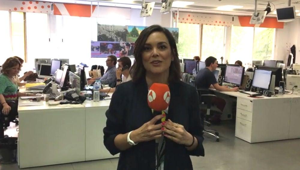Mónica Carrillo da su pronóstico para la final de la Champions