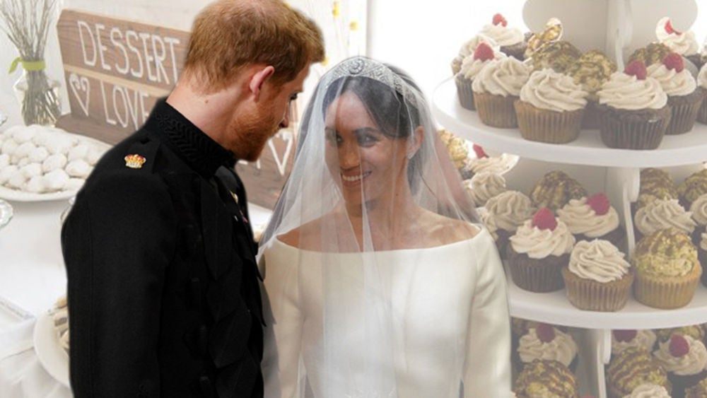 Las recetas de los suculentos postres del menú de la boda entre el príncipe Harry y Meghan Markle elaborados por Eva Arguiñano