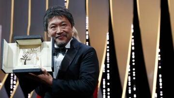Kore-eda gana la Palma de Oro de Cannes