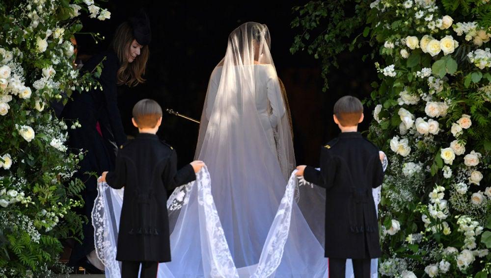 boda de meghan markle y del príncipe harry: la novia elige a la