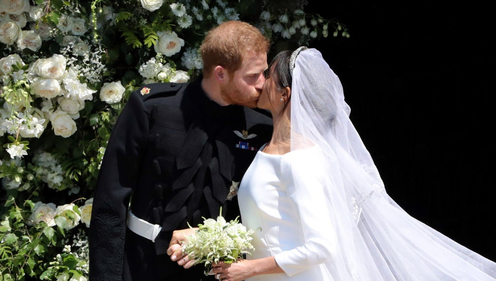 Boda Real Británica: Meghan & Harry
