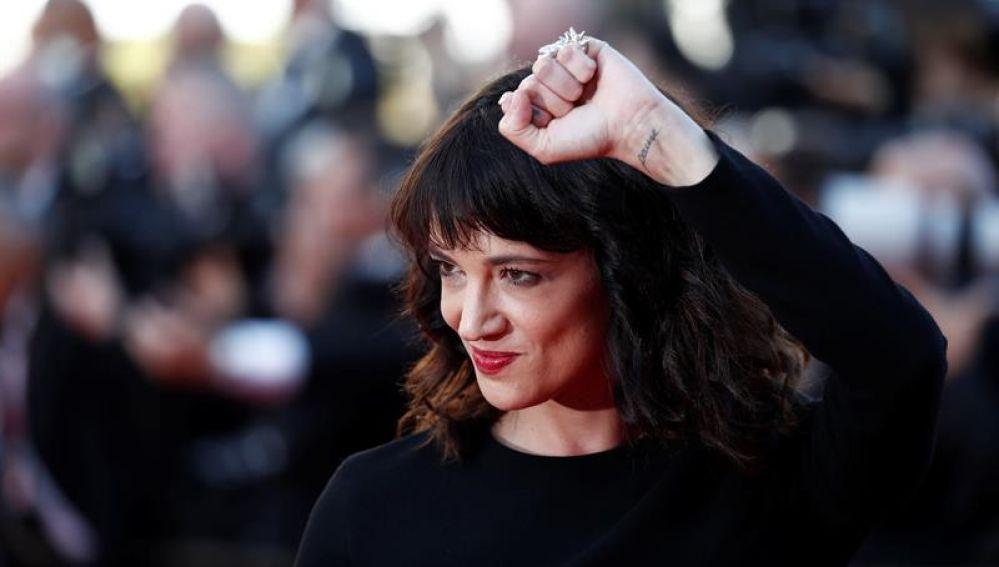 La actriz y directora Asia Argento