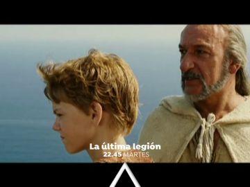 Cine de acción con la película 'La última legión'
