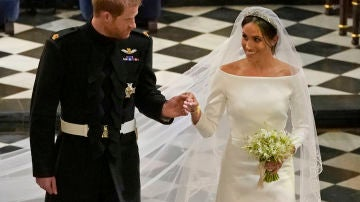 El ramo de novia de Meghan Markle