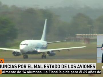 MAL ESTADO AVION 06.44