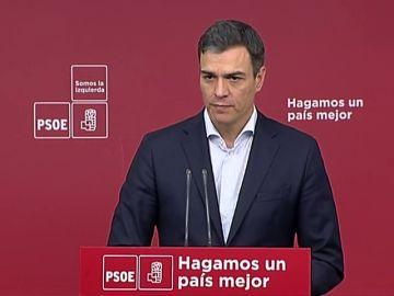 """Sánchez propone usar la Ley de Igualdad de Trato contra el """"racista"""" Torra"""