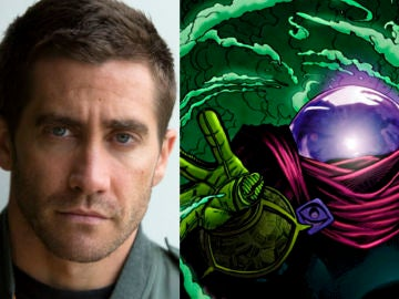 Jake Gyllenhaal será Mysterio