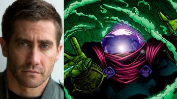 Jake Gyllenhaal es Mysterio