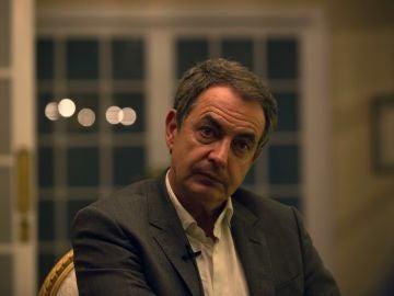El ex jefe del Gobierno español José Luis Rodríguez Zapatero