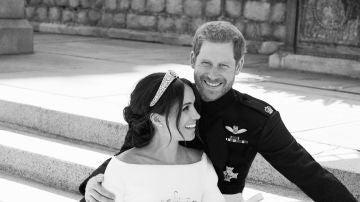 Fotos oficiales de la Boda Real de Meghan Markle y el príncipe Harry