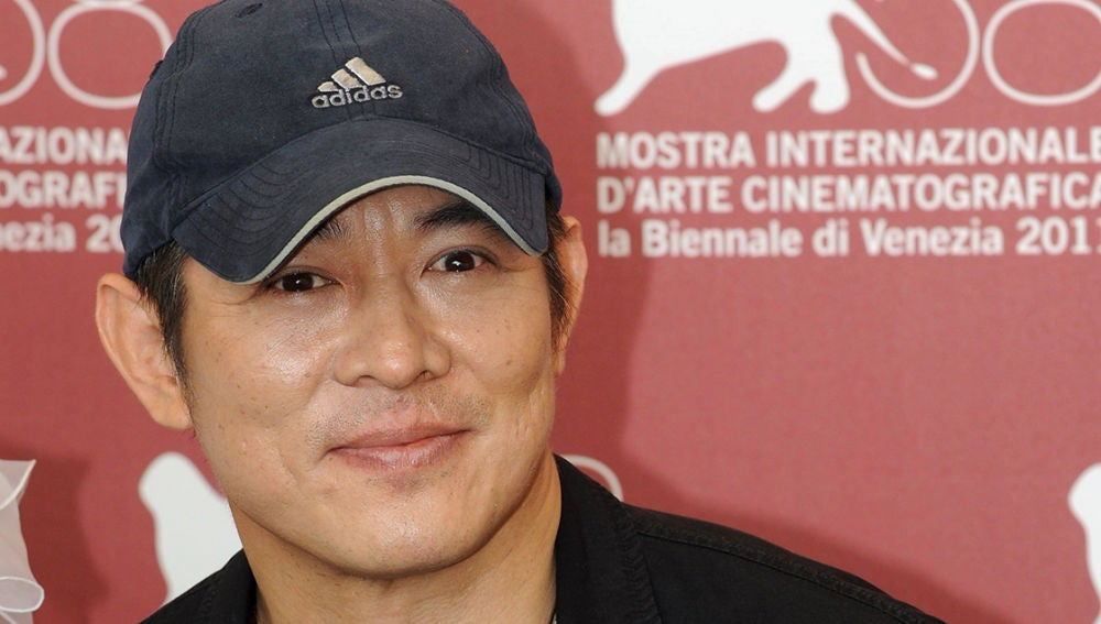 El actor de origen chino Jet Li