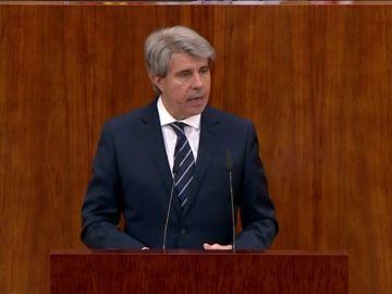 Garrido hace 4 cambios en nuevo Gobierno de Madrid y crea una vicepresidencia