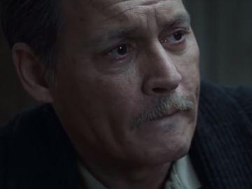 Johnny Depp en 'City of Lies'