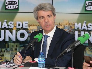 Ángel Garrido en Onda Cero