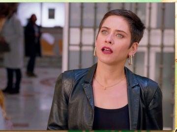 Carmen sorprendida y ¿enamorada?