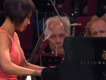 Yuja Wang, entre las mejores pianistas del mundo, muestra su talento en Madrid