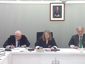Los cuatro acusados de los incidentes de Pamplona de marzo de 2017 se desvinculan de los disturbios
