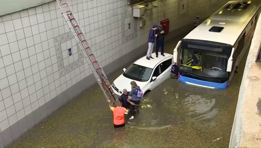 Las intensas lluvias dejan inundaciones en Turquía