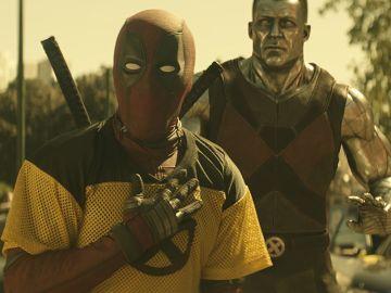 Deadpool y Colossus en 'Deadpool 2'