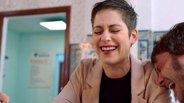 María león confunde realidad con ficción provocando la risa en Salva Reina y Mari Paz Sayago