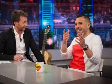 Jordi Alba cuenta en 'El Hormiguero 3.0' el secreto de su coordinación con Leo Messi