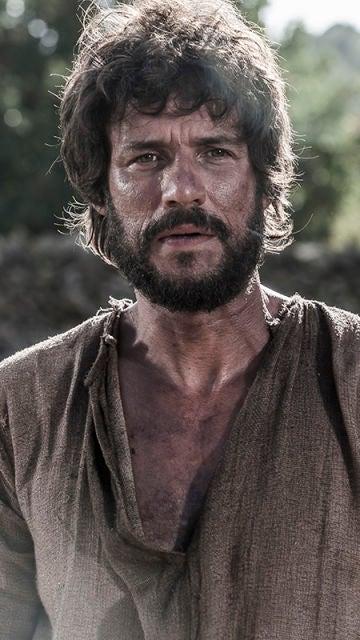 Bernat Estanyol en las tierras de Navarcles