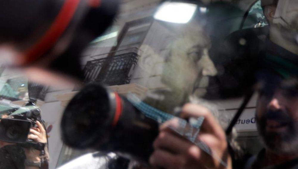 Antena 3 Noticias 1 (22-05-18) Eduardo Zaplana, detenido por un presunto delito de blanqueo de capitales