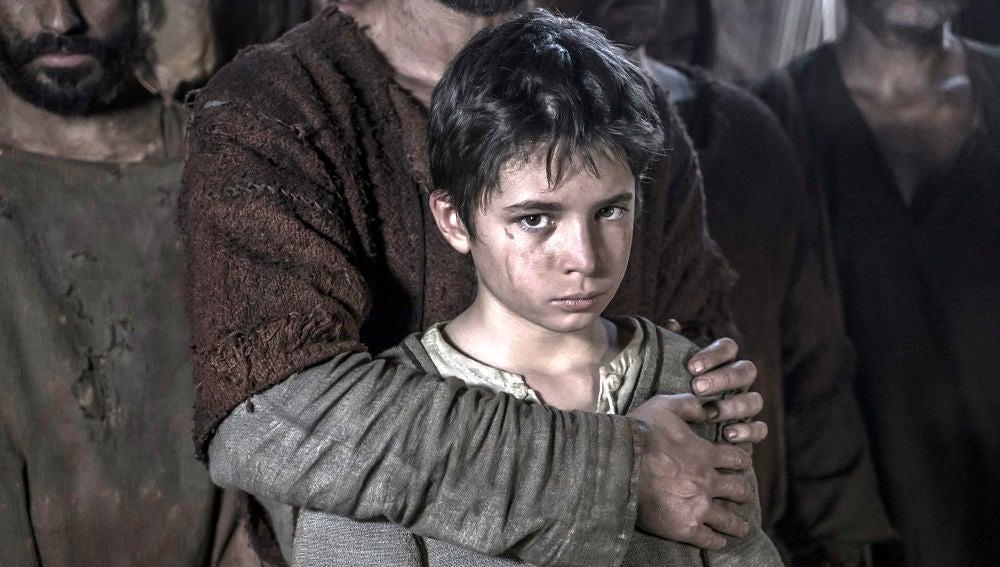El azotamiento de Habiba, la primera herida imborrable de Arnau Estanyol