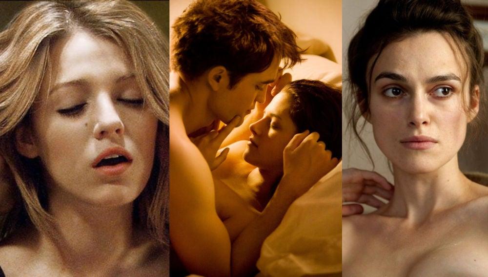 Las peores escenas de sexo de las actrices de Hollywood