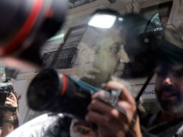 Imagen de Eduardo Zaplana detenido