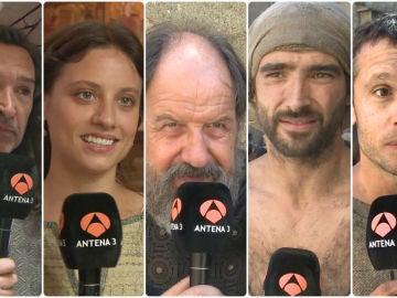 Las razones de los actores de 'La Catedral del Mar' para no perderte el estreno de esta noche