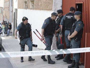 Operación de la Guardia Civil contra la mafia china
