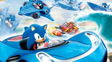 Sonic & All-Star Racing