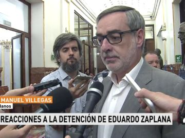 """Ciudadanos, sobre la detención de Zaplana: """"Evidencia una etapa negra de corrupción que los españoles están deseando superar"""""""