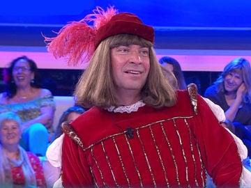 El gracioso chiste de Arturo Valls sobre Cristobal Colón