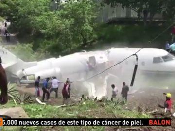 AVION HONDURAS 06.49