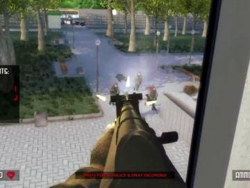 Un videojuego de matanzas en colegios genera polémica en Estados Unidos