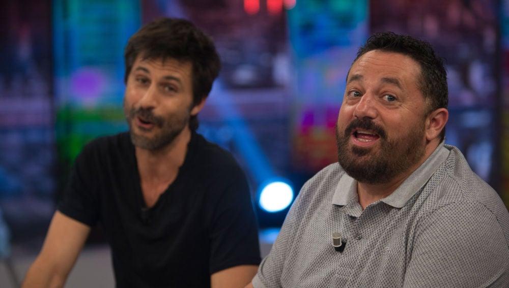 Pepón Nieto habla en 'El Hormiguero 3.0' sobre su personaje y las escenas más comprometidas de la película junto a Rossy de Palma