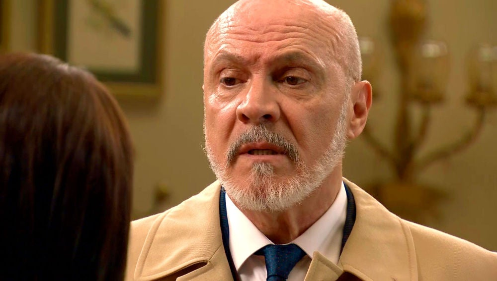 Tuñón amenaza a Marta con hacer público el secreto que le destrozará la vida