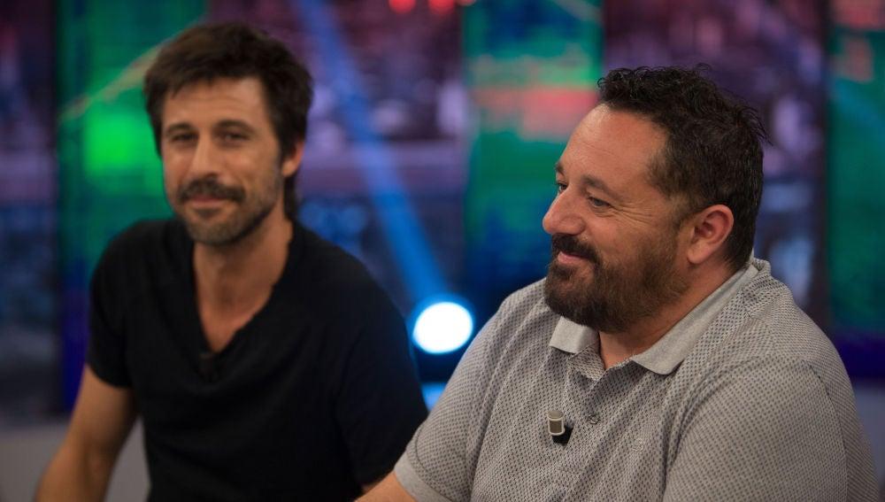 """Hugo Silva en 'El Hormiguero 3.0': """"Estoy super agradecido a 'Los Hombres de Paco'"""""""