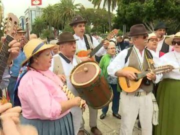 35 aniversario del Parlamento de Canarias