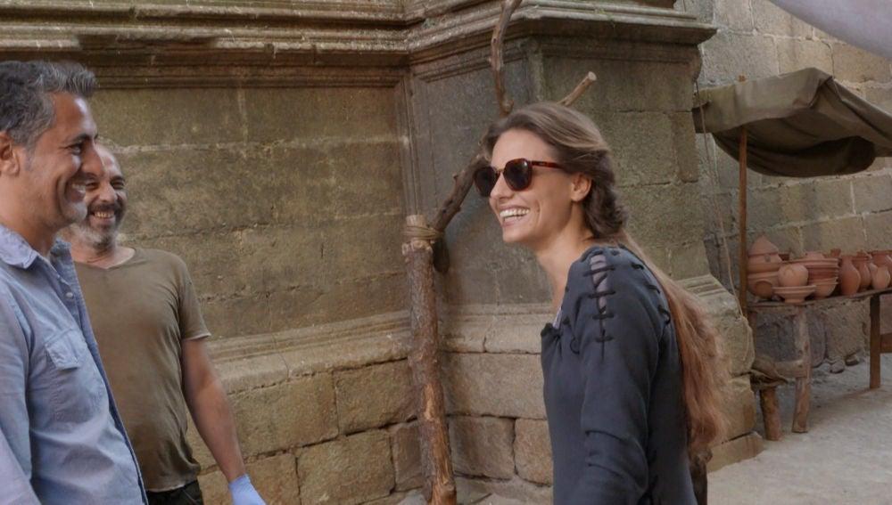 'La Catedral del Mar' coloniza el casco histórico de Cáceres