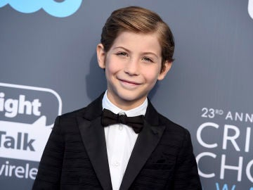 El actor infantil Jacob Tremblay