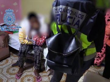 Liberadas en Valencia cuatro mujeres que estaban siendo obligadas a ejercer la prostitución