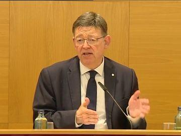 """Puig defiende que la moción da """"una respuesta política a la sentencia"""" de la Gürtel e insta al PNV a elegir"""