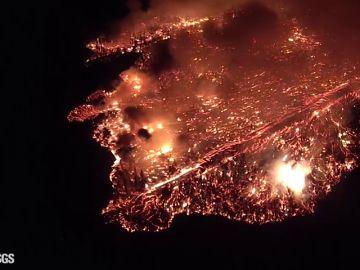 Una nueva erupción del Kilauea provoca la evacuación de cientos de hawaianos