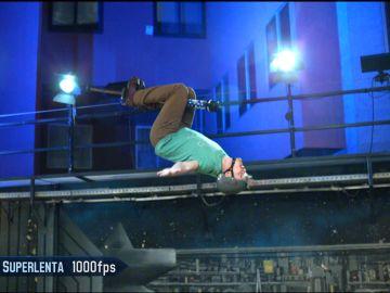 La fascinante demostración de Pogo Jump en 'El Hormiguero 3.0'