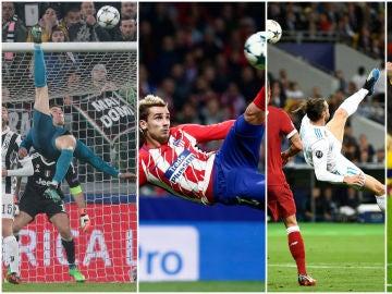 Los mejores goles de la Champions League 2017/2018