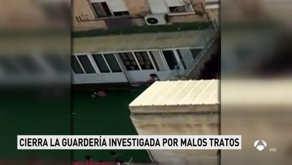 Cierra la guardería de Mallorca investigada por un presunto caso de malos tratos a una niña de 2 años y medi